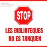 El COBDCV exigeix un pacte pel Sistema Bibliotecari Valencià per a evitar el tancament dels serveis bibliotecaris